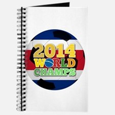 2014 World Champs Ball - Costa Rica Journal
