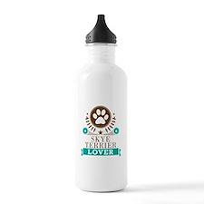 Skye terrier Dog Lover Sports Water Bottle