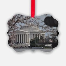 Jefferson Memorial Ornament