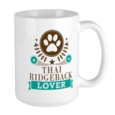 Thai ridgeback Dog Lover Mug