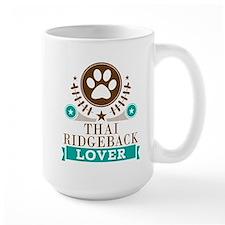 Thai ridgeback Dog Lover Mug