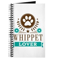 Whippet Dog Lover Journal