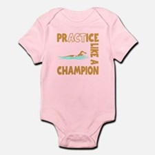 CHAMPION SWIM Infant Bodysuit