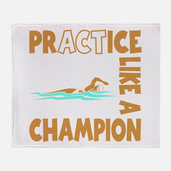 CHAMPION SWIM Throw Blanket
