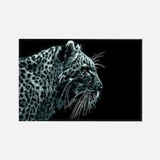 Snow Leopard Magnets