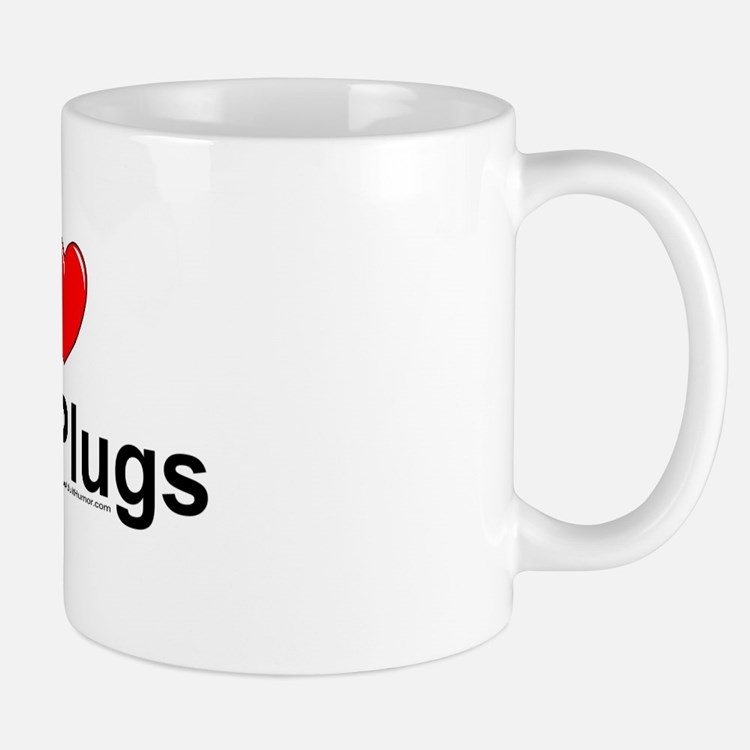 Butt Plugs Mug
