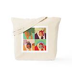 Dollar collar Tote Bag