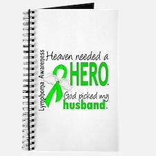 Lymphoma HeavenNeededHero1 Journal