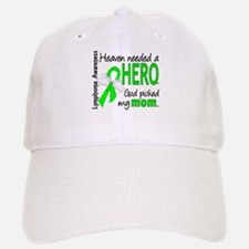 Lymphoma HeavenNeededHero1 Baseball Baseball Cap