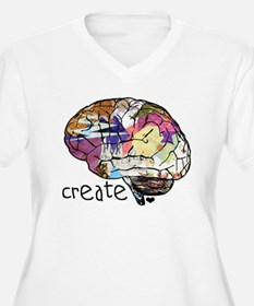 brain! Plus Size T-Shirt