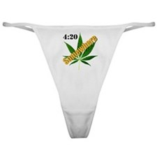 420 Somewhere Classic Thong