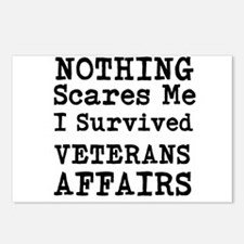 Nothing Scares Me I Survived Veterans Affairs Post