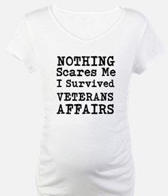 Nothing Scares Me I Survived Veterans Affairs Mate