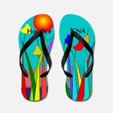 Hospice CNA flip flops 2 Flip Flops