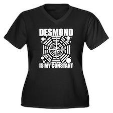 desmond Plus Size T-Shirt