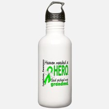 Lymphoma HeavenNeededH Water Bottle
