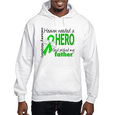 Lymphoma HeavenNeededHero1 Jumper Hoody