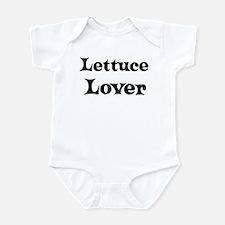 Lettuce lover Infant Bodysuit
