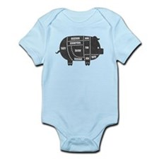 Pork Cuts III Infant Bodysuit