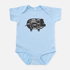 Pork Cuts III Infant Bodysuit
