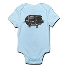 Pork Cuts III Onesie