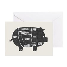 pork-chart-514-CRD Greeting Cards
