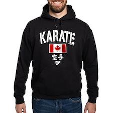 Karate Canada Hoodie