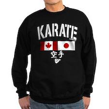 Karate Canada-Japan Sweatshirt
