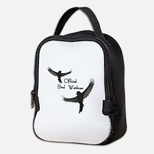 Officialbirdwatcher.png Neoprene Lunch Bag