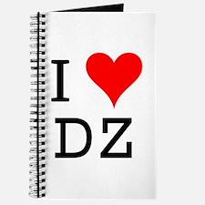 I Love DZ Journal