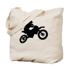 Cute Motocross Tote Bag
