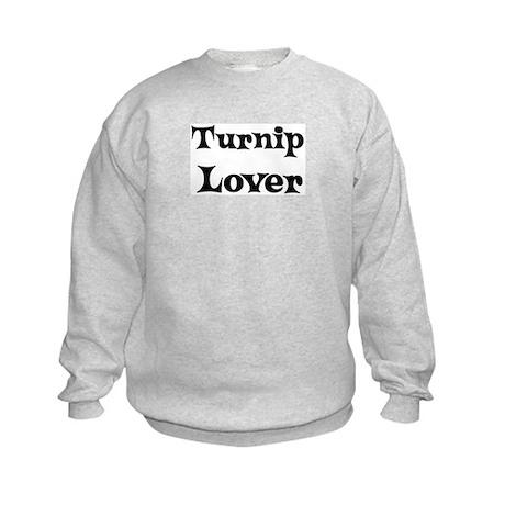 Turnip lover Kids Sweatshirt