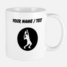 Custom Tennis Player Mugs
