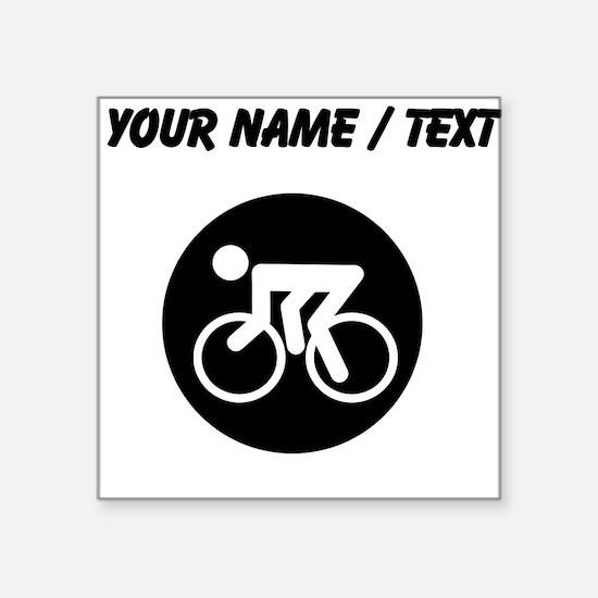 Custom Cycling Sticker