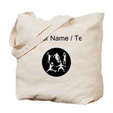 Custom Basketball Players Tote Bag