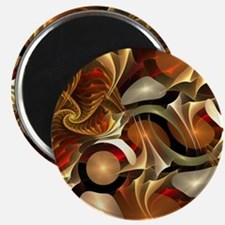 Abstract Design Magnet