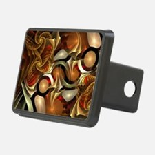Abstract Design Hitch Cover