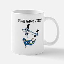 Custom Skydiving Mugs