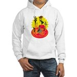 Dance Machine Jumper Hoody