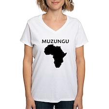 muzungu africa T-Shirt