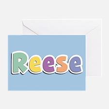 Reese Spring14 Greeting Card