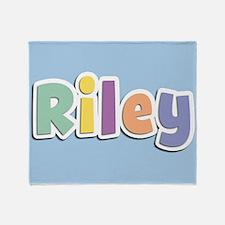 Riley Spring14 Throw Blanket