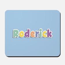Roderick Spring14 Mousepad