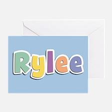 Rylee Spring14 Greeting Card
