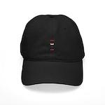 Ninja Cop Black Cap