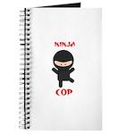 Ninja Cop Journal