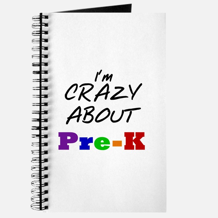 Crazy About Pre-K Journal