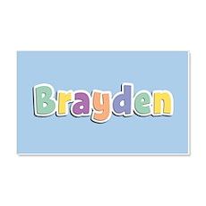 Brayden Spring14 Wall Decal