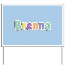 Brenna Spring14 Yard Sign