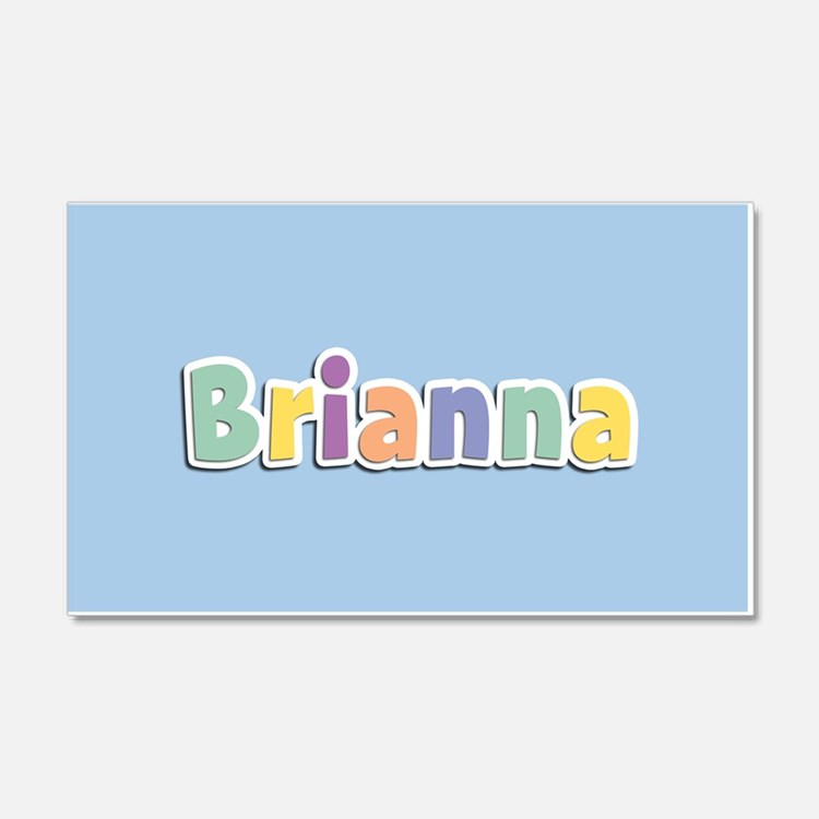 Brianna Spring14 Wall Decal